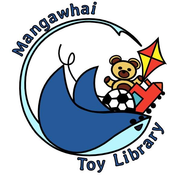 Mangawhai Toy Library Logo