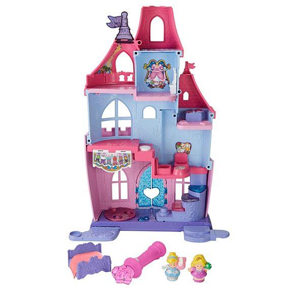 Little People Magical Wand Palace